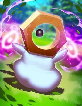 Pokemon GO - Meltan