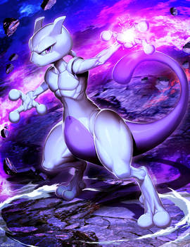 Mewtwo - Pokemon