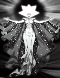 White Diamond by GENZOMAN
