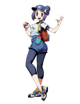 Pokemon Masters - Bettie