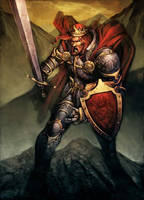 King Henry II by GENZOMAN