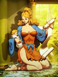 Cornelia by GENZOMAN