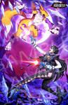 Renamon VS Bayonetta - Death Battle