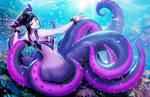 Sea Witch Juri - Street Fighter