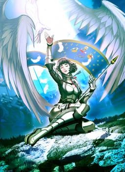 Joan Of Arc - Celestial Light