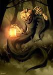 Jack O Lantern by GENZOMAN