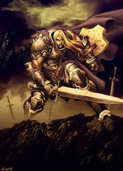 Sir Constantine by GENZOMAN