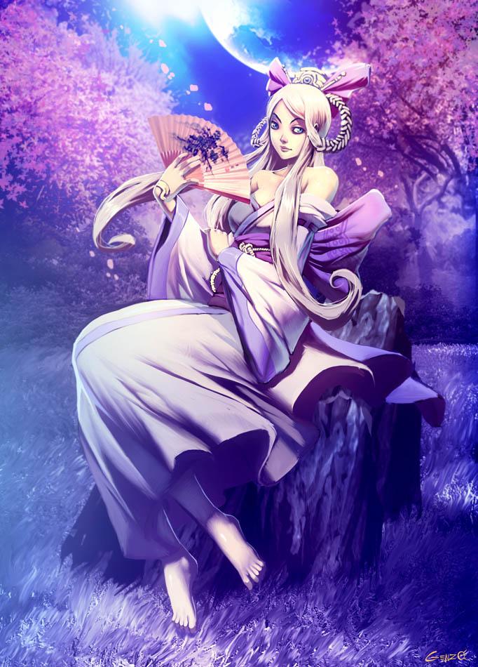 Annoa Blackrain Yakami_hime_by_genzoman-dpwszx