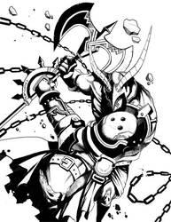 Axeman BN by GENZOMAN
