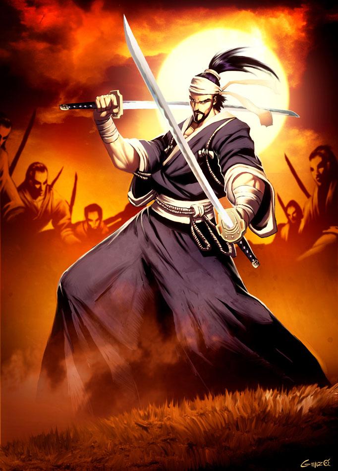 Musashi by GENZOMAN