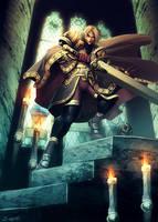 Sir Safir by GENZOMAN