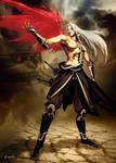 Blood Magic by GENZOMAN