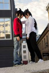 I love you, Sasuke by Norcosplayproduction