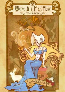 Alice :: Tea Salon