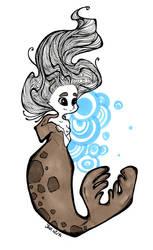 Monster Girl :: Selkie by JinxedJinx