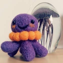 Amethyst :: Octopus by JinxedJinx