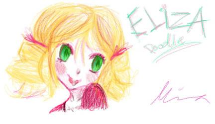 Eliza Doodle by kylexcraig