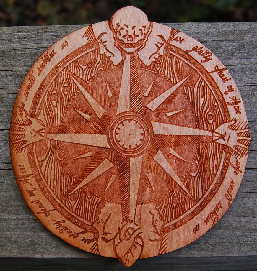 Anatomy Compass Rose - Cherry by Iasumonecara on DeviantArt