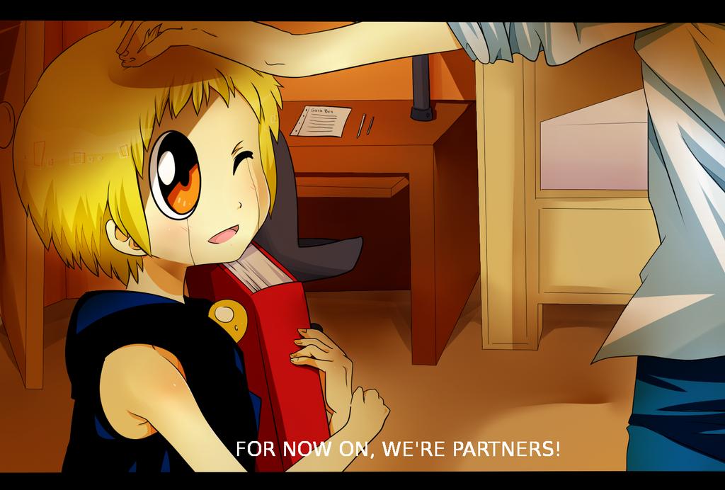 Partners by GaySalt