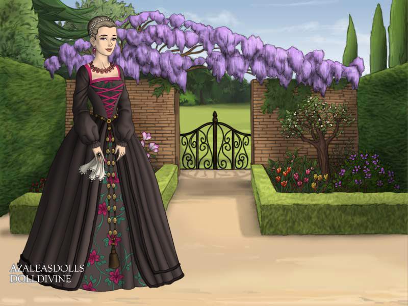 Jacquetta  Woodville by QueenTudor