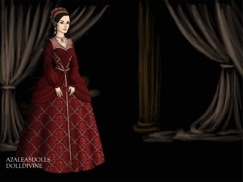 Anne Boleyn by QueenTudor