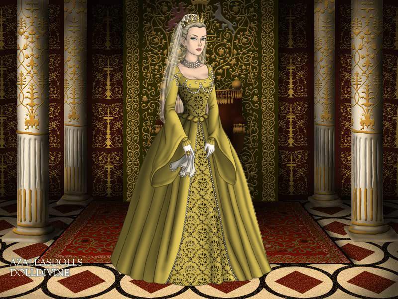 Elizabeth Woodville by QueenTudor