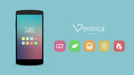 Veronica - Icon Pack