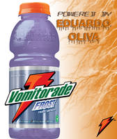 Vomitorade with breakfast by vallesan