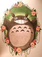 Totoro by AmandaM55