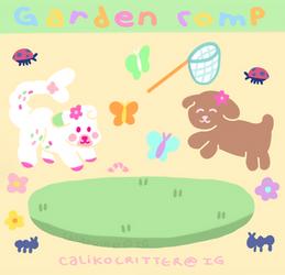 garden romp