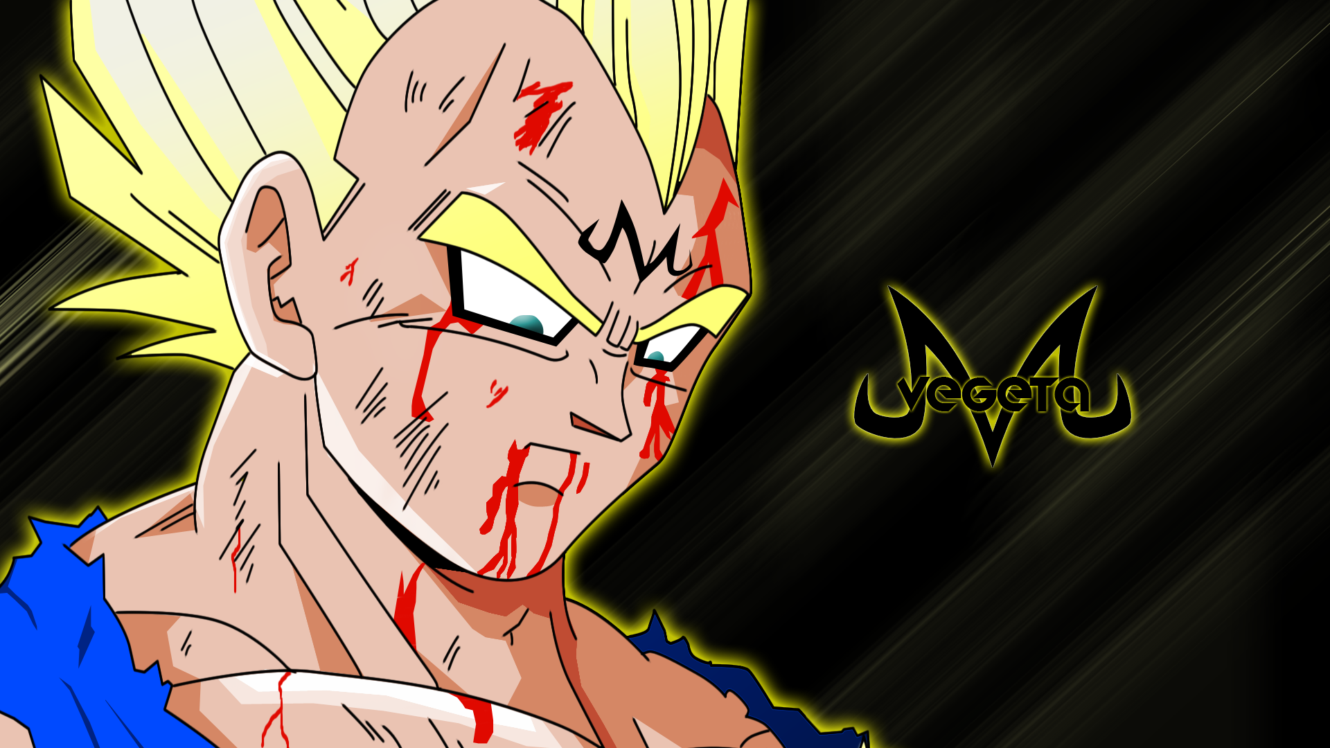 Majin Vegeta 1080x1920 HD Wallpaper By IsaacThompson