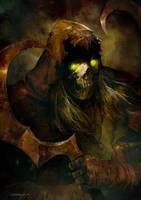 Death Disciples II fan art by SvetoslavPetrov