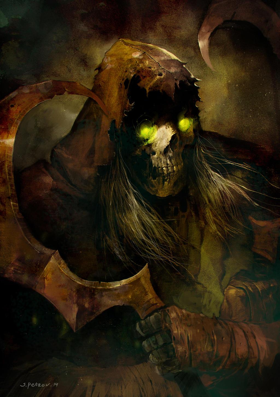 Death Disciples II fan art