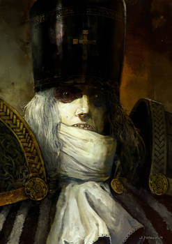 Grand inquisitor Disciples II fan art