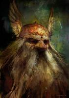 Dwarf King Disciples II fan art by SvetoslavPetrov