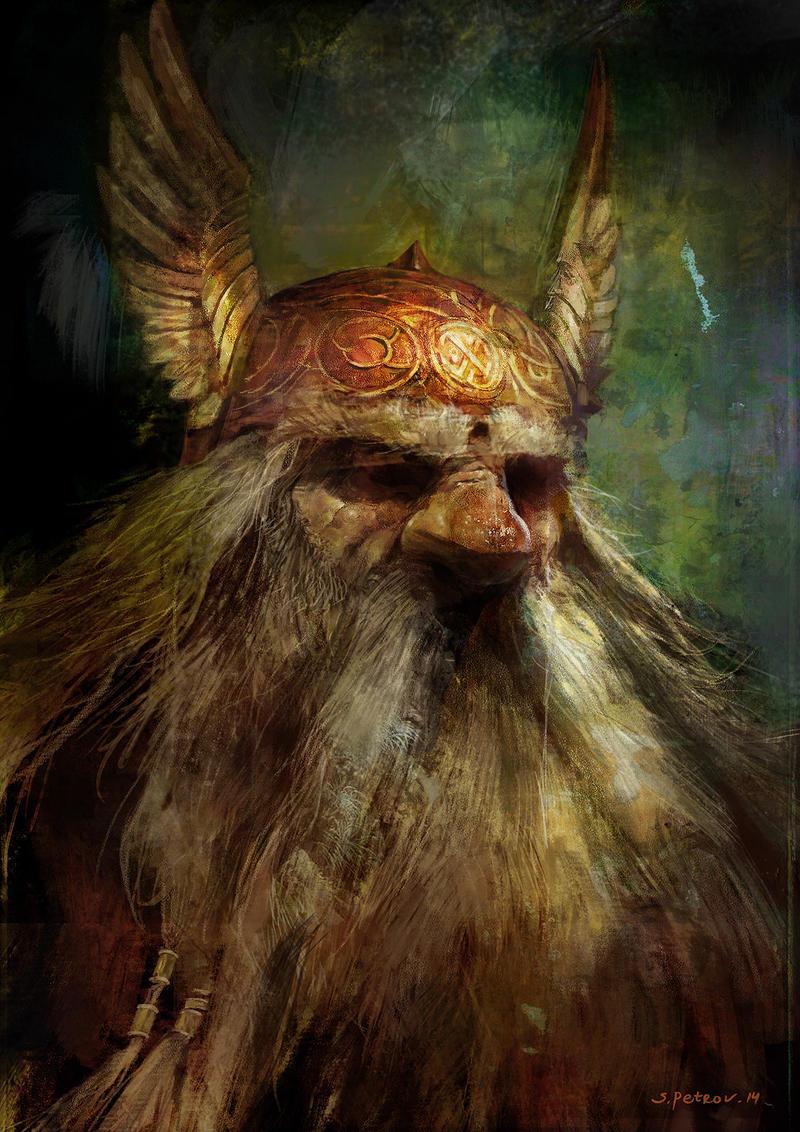 Dwarf King Disciples II fan art