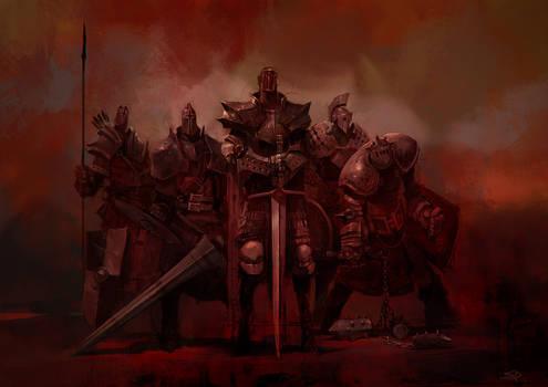 Red Bishops