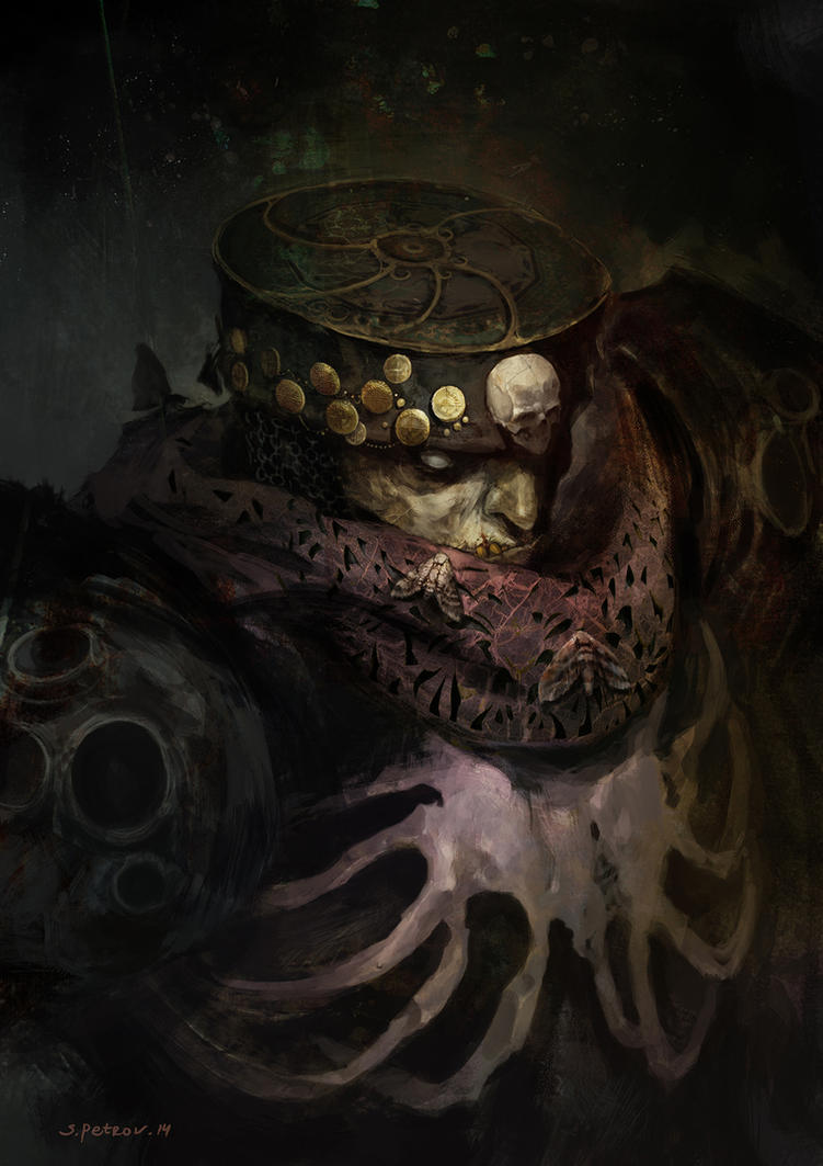 Death Knight Disciples II fan art by SvetoslavPetrov