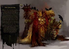 Goblin king by SvetoslavPetrov