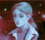 Nancy/ Stranger Things
