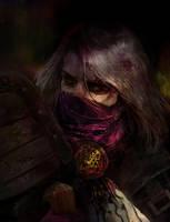 Royal Assassin by SvetoslavPetrov