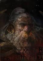 Venerable Warrior by SvetoslavPetrov