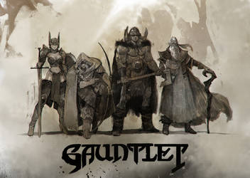Gauntlet tribute