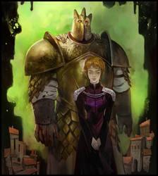 Cersei Lannister season 6 by SvetoslavPetrov