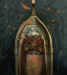 Lord Hoster Tully last voyage
