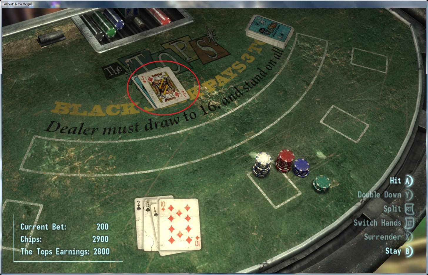 казино в нью вегас