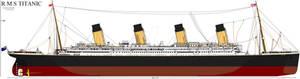 RMS Titanic 2012