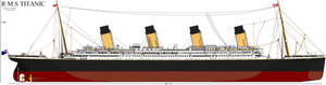 RMS Titanic 2012 :Updated: