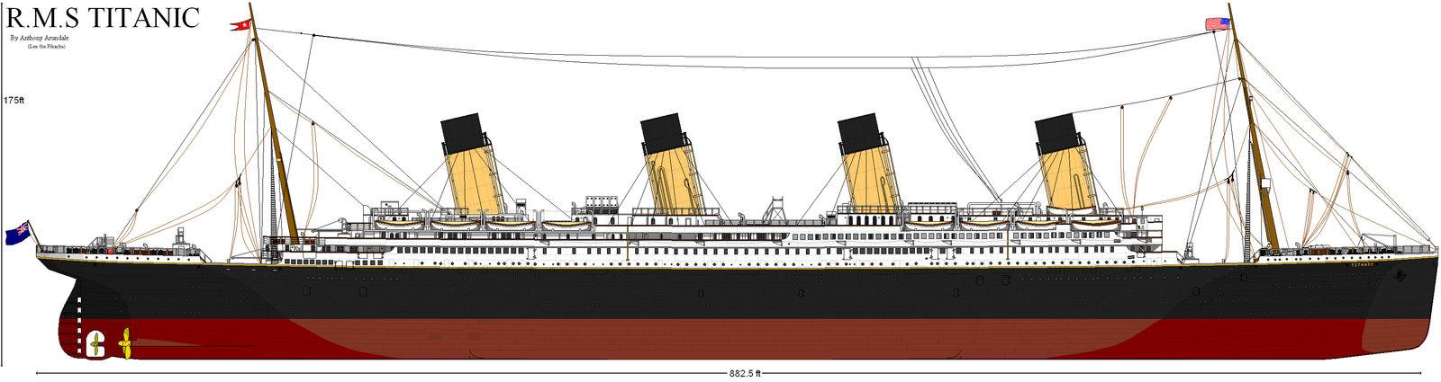 RMS TITANIC :2013 Update: