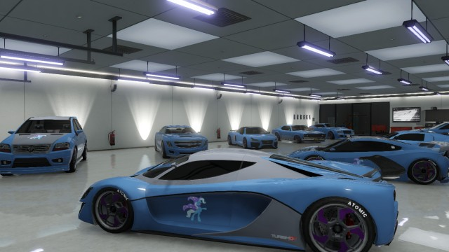 how to buy a garage in gta 5 offline